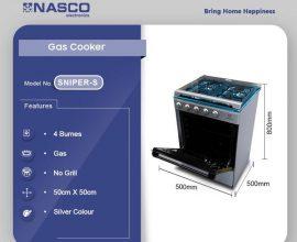 4 burner gas cooker in Ghana