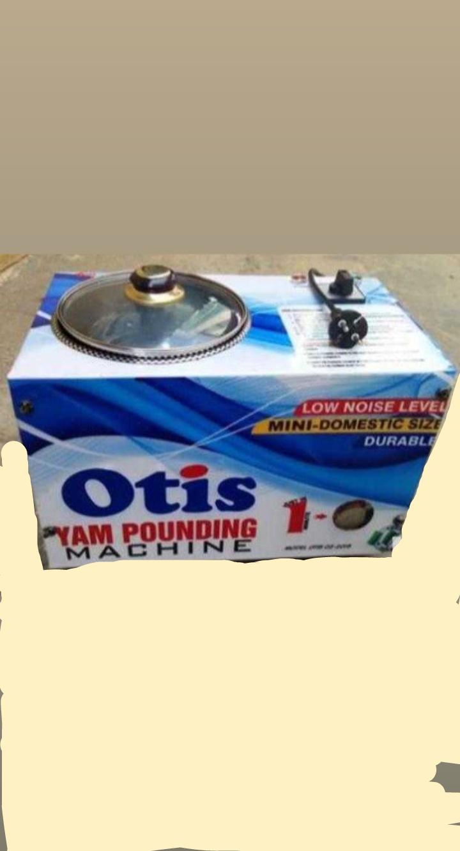 Fufu Pounding Machine In Ghana | Kitchen | Reapp Ghana