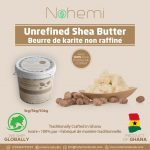 Shea Butter ( 100% Pure | Unrefined )