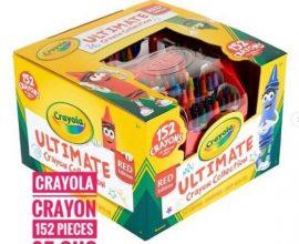 crayon in ghana