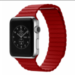 ORIGINAL Magnetic leather Apple watch series band