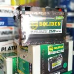 15 Plates Car Battery Boliden Battery