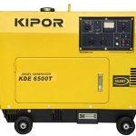 KIPOR-Diesel Generator KDE 6500T
