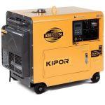 Kipor Diesel Generator KDE 6700TA
