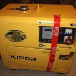 Kipor Diesel Generator KDE 6700TA 3