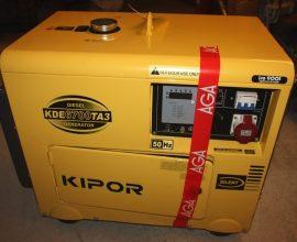kipor diesel generator