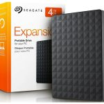 Seagate 4TB Expansion Portable Drive