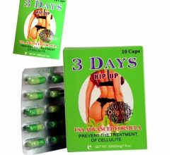 3 days hip up capsule in ghana