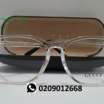 Transparent Frame Glasses