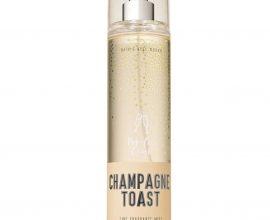 body splash champagne toast in Ghana