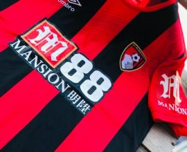 bournemouth jersey in ghana