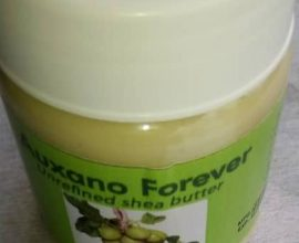 raw unrefined shea butter in ghana