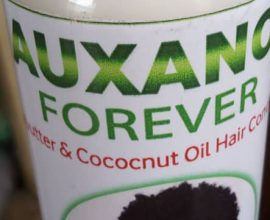 shea butter and coconut oil hair conditioner