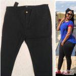 Womens Black Jeans