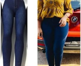 ladies skinny jeans in ghana