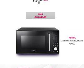 midea microwave price in ghana
