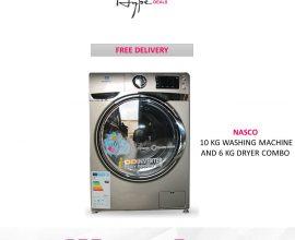 front loading washing machine price in ghana