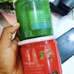 Cucumber Face &Body scrub
