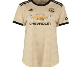 manchester united ladies away jersey