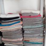 Medium Size Towel ( Various Colours)