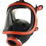 CLIMAX-Chemical Full Face Mask-731C