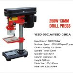 NRG-Stand Drill NR13-4113 (13MM 250W)