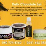 Delix Organic Chococlate Set