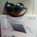 Atouch 102 32gb Tablet+Sony Headset