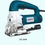 NRG-Jig SawGST600 (600W 2500RPM)