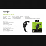 Oraimo tempo W OSW-10 Smart Fitness Watch