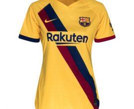 barcelona ladies jersey