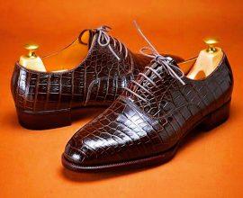 crocodile skin mens shoes in ghana