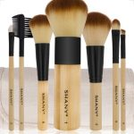Shany Bamboo Brush Set