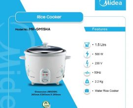midea rice cooker price