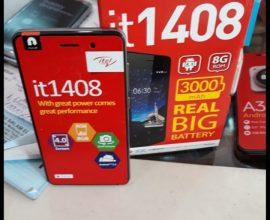 itel 1408 price in ghana