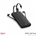 Iwalk 8000mAh Capacity Power Bank