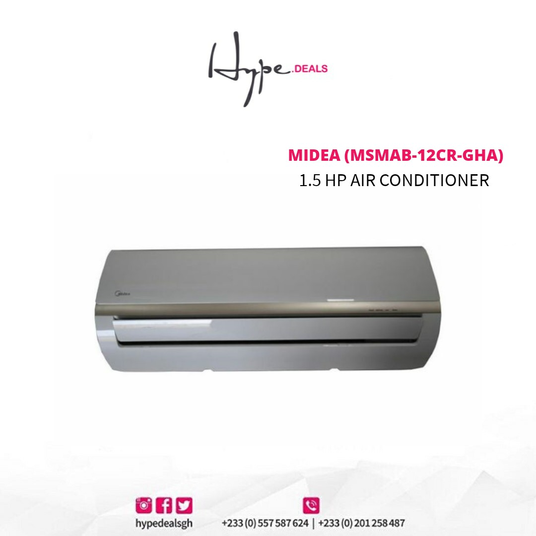 midea air conditioner 1.5 hp price in ghana