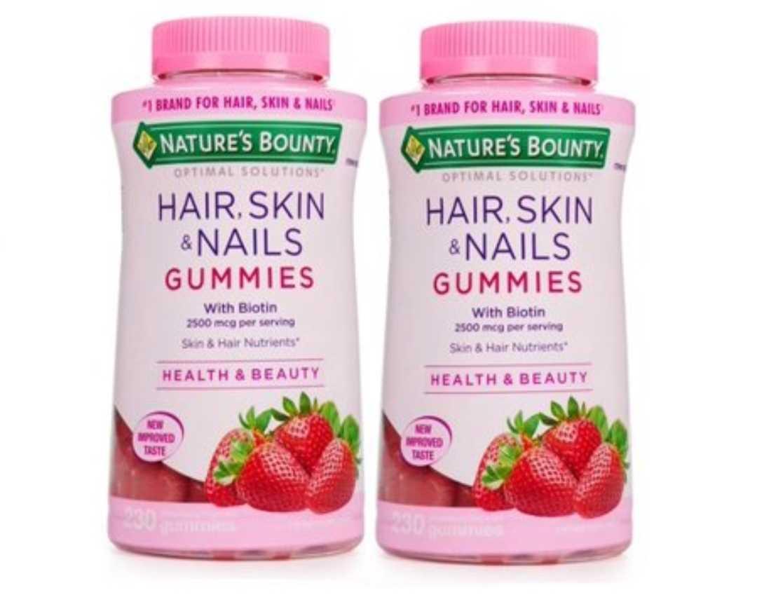 Hair,Skin and Nails Gummies