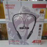 V41 Extra Bass Wireless Headset