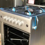 Volcano 50×50 4 Burner Gas Cooker With Oven,Grill,Automatic and Roster