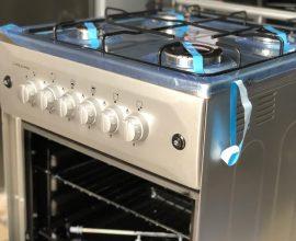 50 x 50 gas cooker