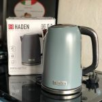 Haden Stainless Steel Kettle 1.7 Litre