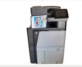 second hand laser printer