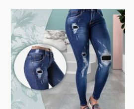 torn jeans for ladies