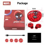 Spiderman wireless bluetooth Earbuds 5.0 Tws