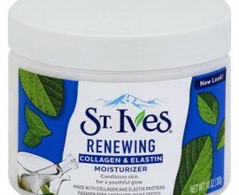 st ives collagen moisturizer