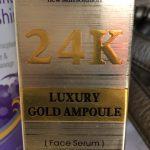 24k Gold Face Serum