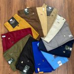 Mens Khaki Trousers