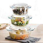 Pyrex Bowls (3 Set)