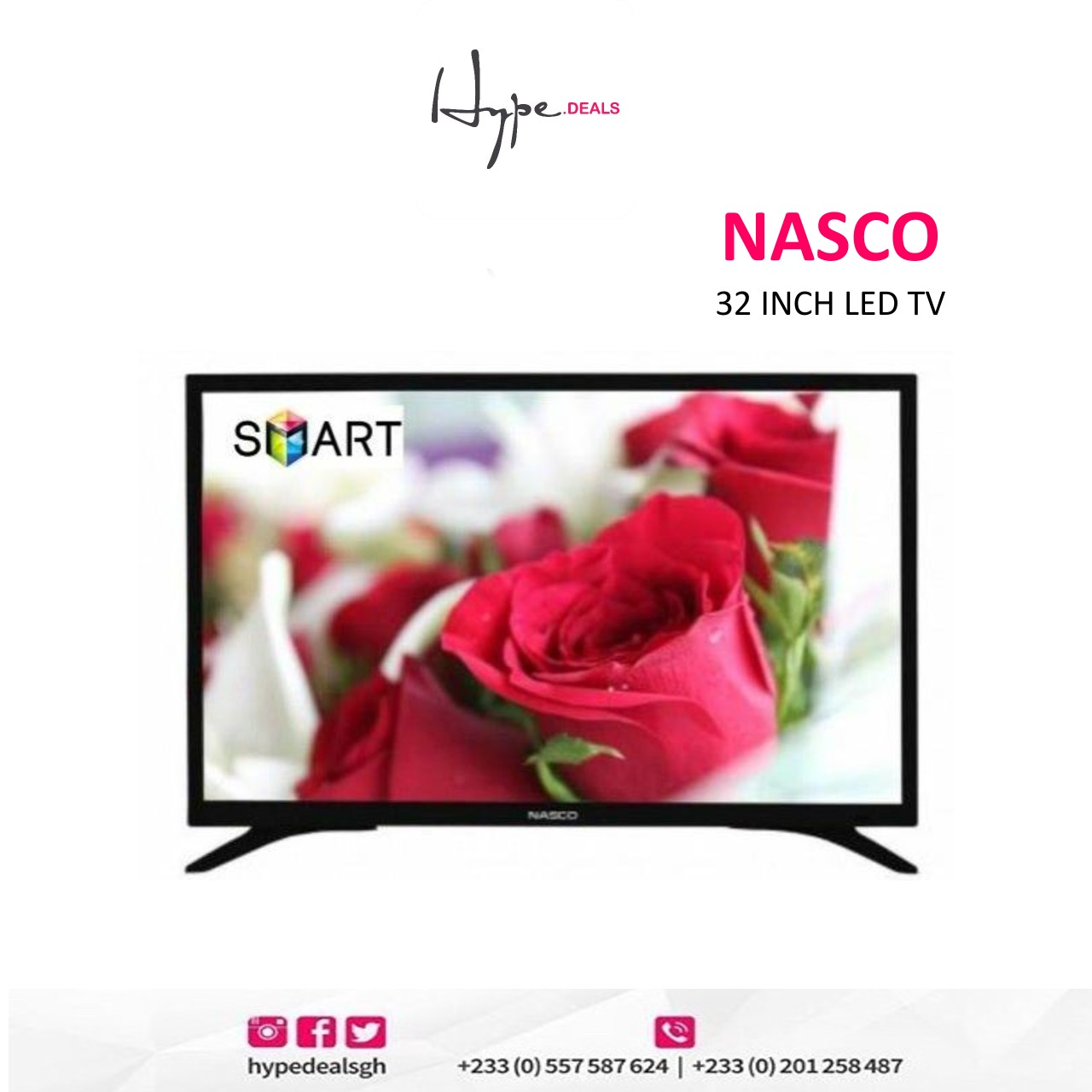 nasco tv 32 inches price